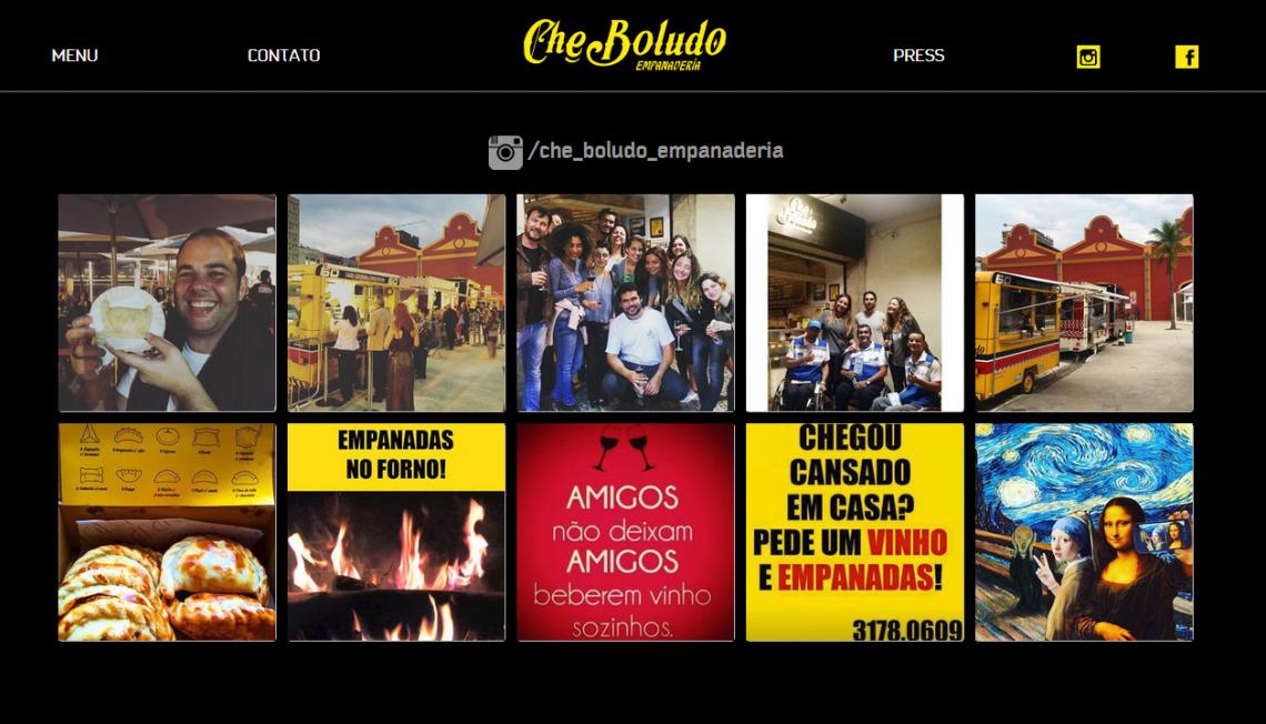 Website Che Boludo